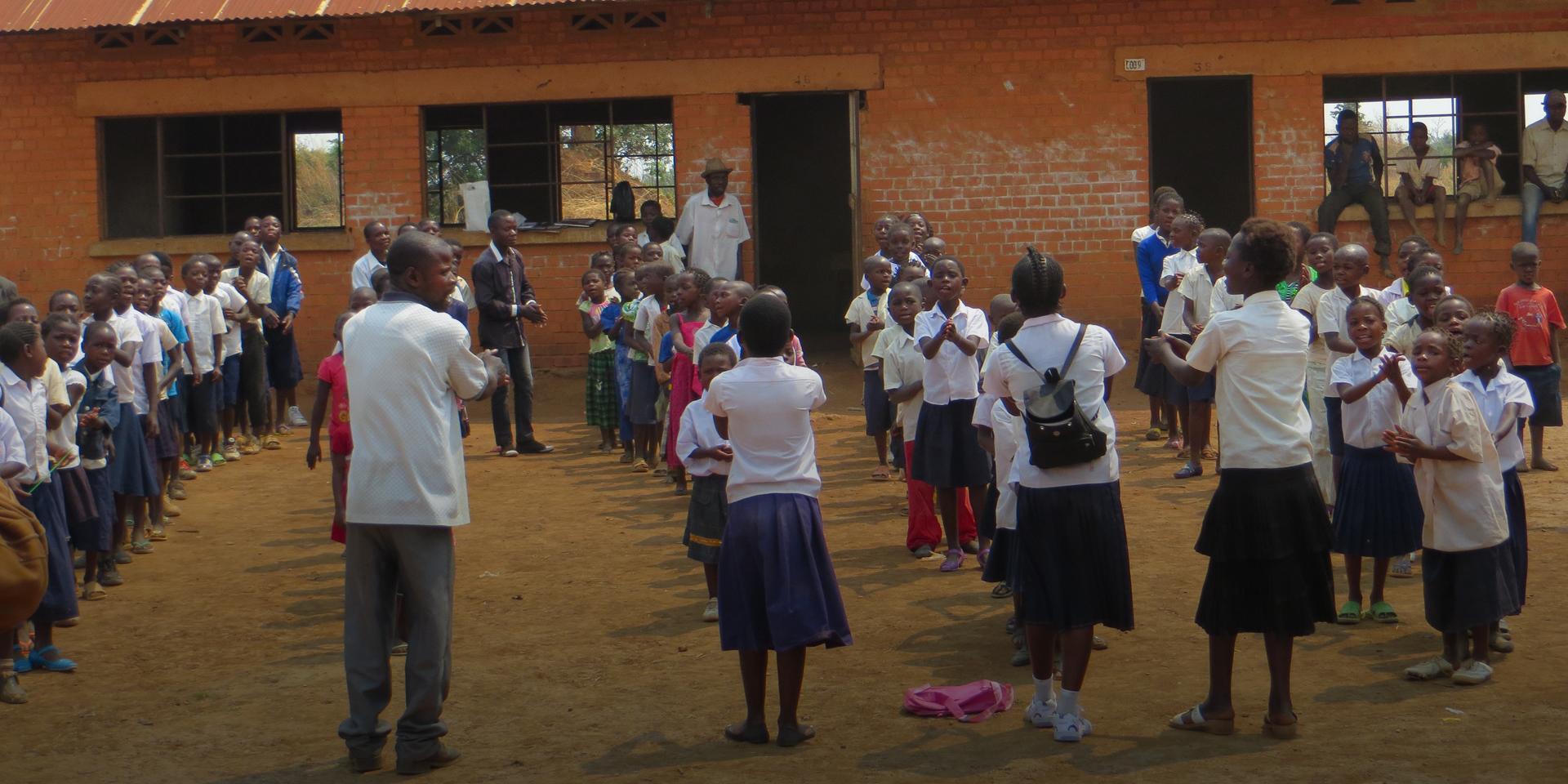 Making Schools Safe Across the Democratic Republic of the Congo - Chemonics  International