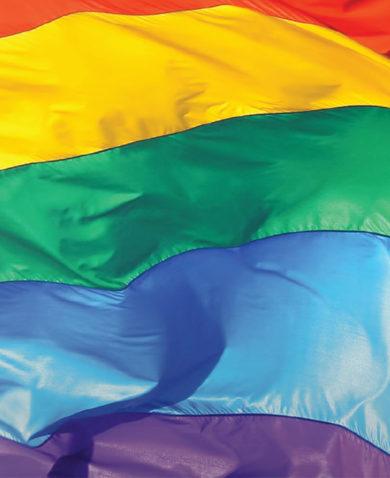 LGBTQ+ flag