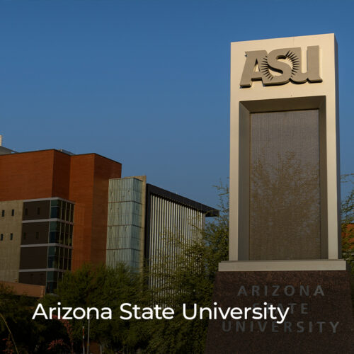 Arizona State University, ranked the nation's number one university for innovation, is committed to excellence, access, and impact.