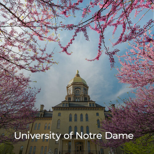 Notre Dame has been an international university since its founding and today its presence is felt on six continents, through its facilities, programs, projects, and relationships.