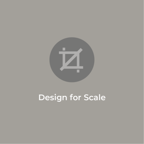 Design for Scale: Stay tuned for the video release!