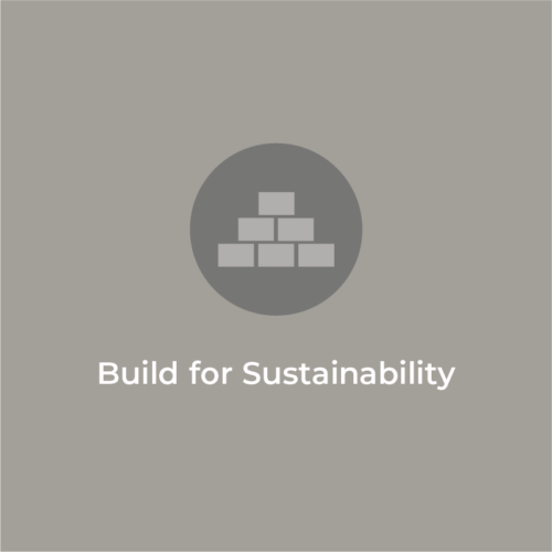 Build for Sustainability: Stay tuned for the video release!