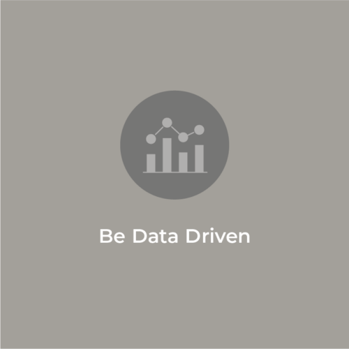 Be Data Driven: Stay tuned for the video release!