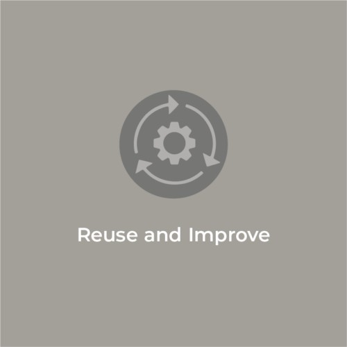 Reuse and Impove: Stay tuned for the video release!
