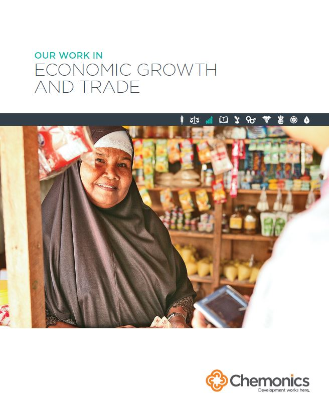 Our Work in Economic Growth and Trade thumbnail