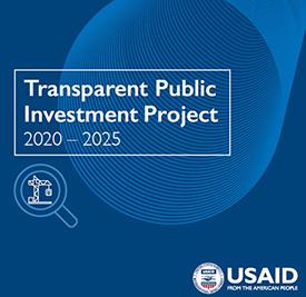 Transparent Public Investment Project Overview