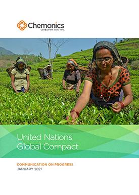 Thumbnail of UNGC Communication on Progress