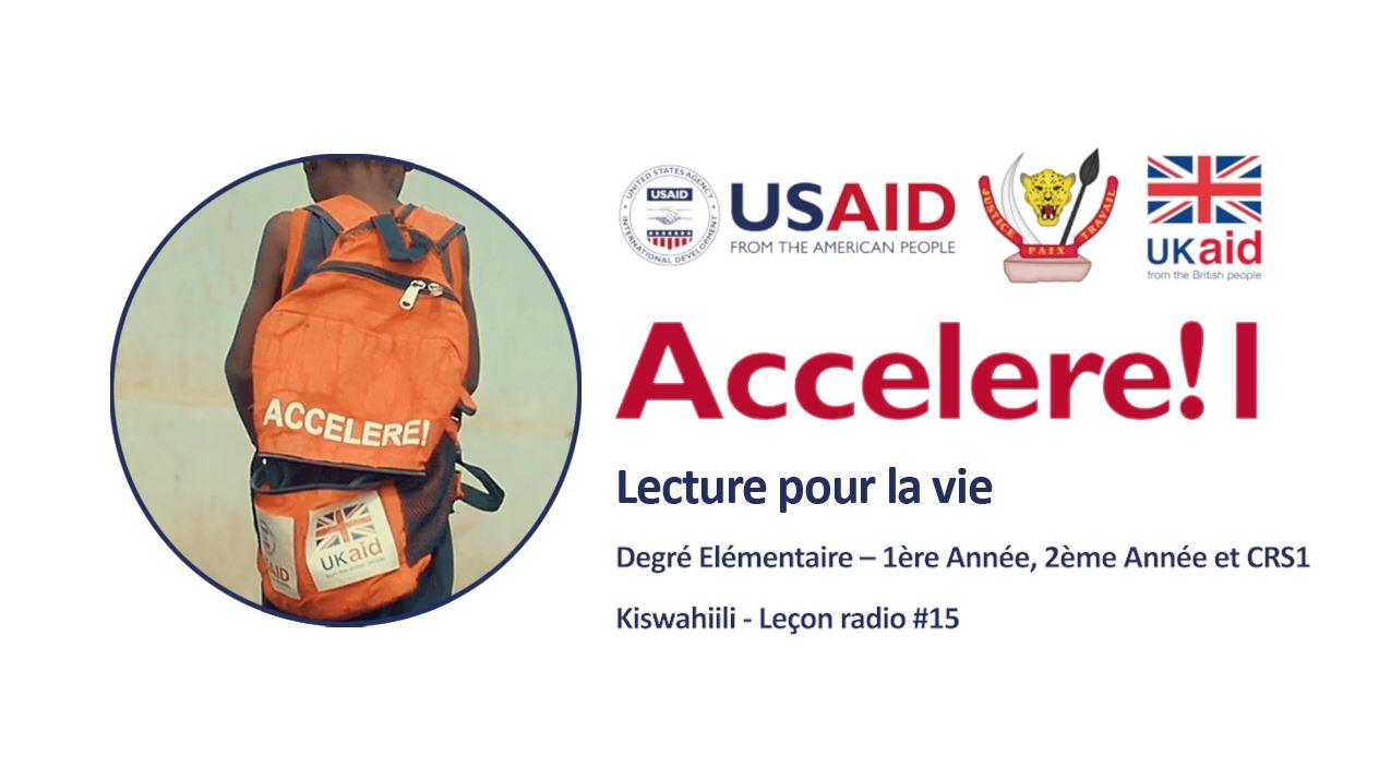ACCELERE!1 Lecture pour la vie thumbnail