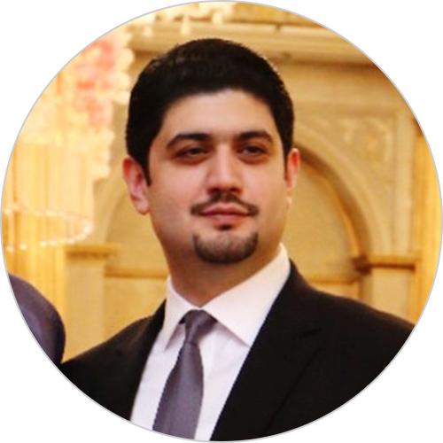 An image of Yawar Gilani