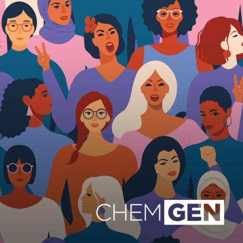 ChemGEN is committed to supporting individuals along the gender spectrum through mentorship and professional development, advocacy for work-life harmony, and investment in the continued education of the global workforce on issues that affect gender equity and women* in the workplace.