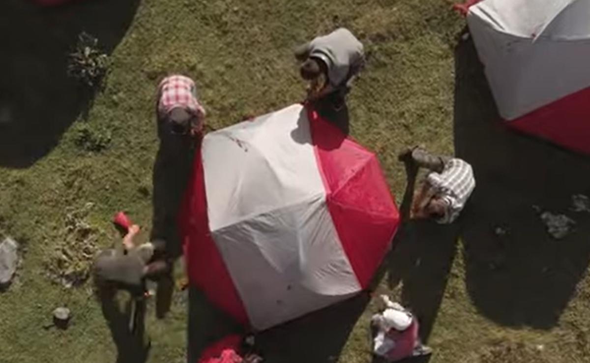 Image of people in Tusheti Unexplored video